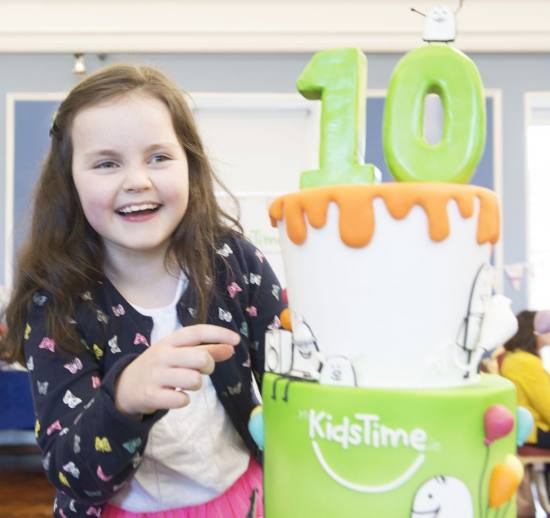Mykidstime Turns 10 With Family Fun